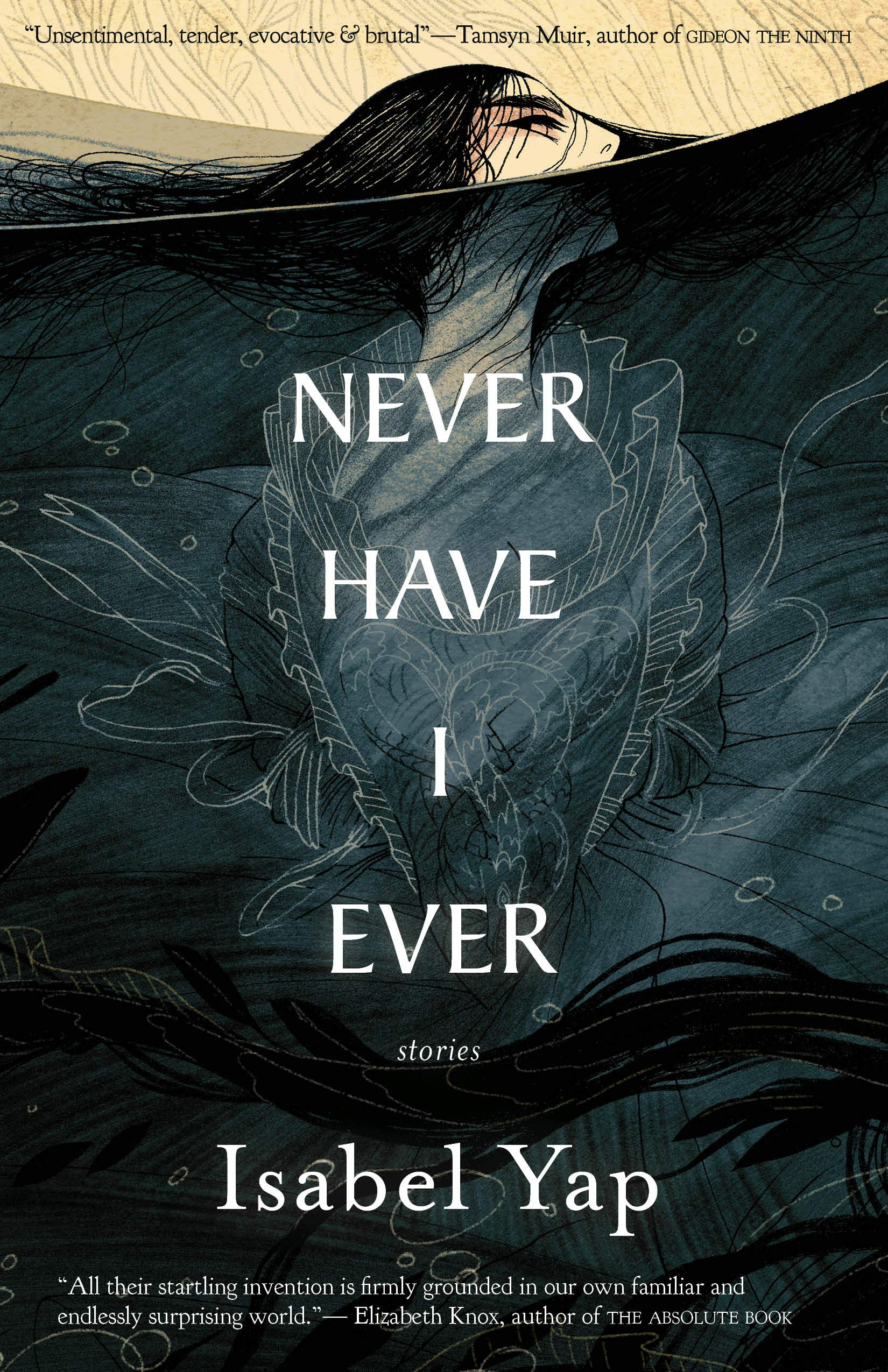 Book cover: Never Have I Ever - Isabel Yap