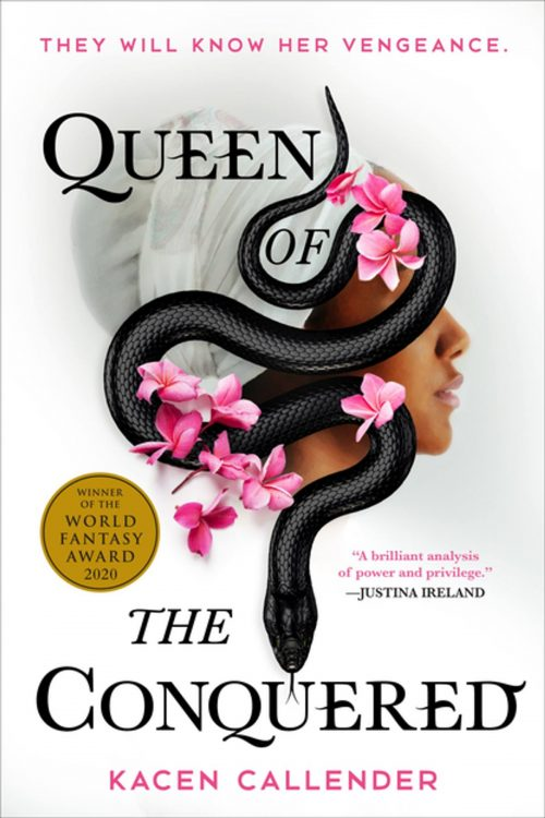 Book cover: Queen of the Conquered - Kacen Callender