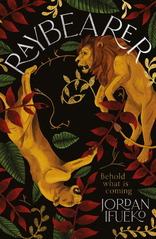 Book cover: Raybearer - Jordan Ifueko