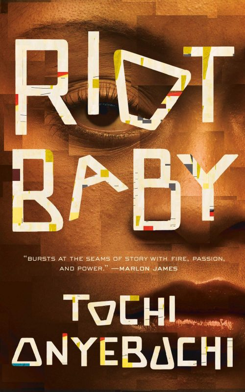 Book cover: Riot Baby - Tochi Onyebuchi