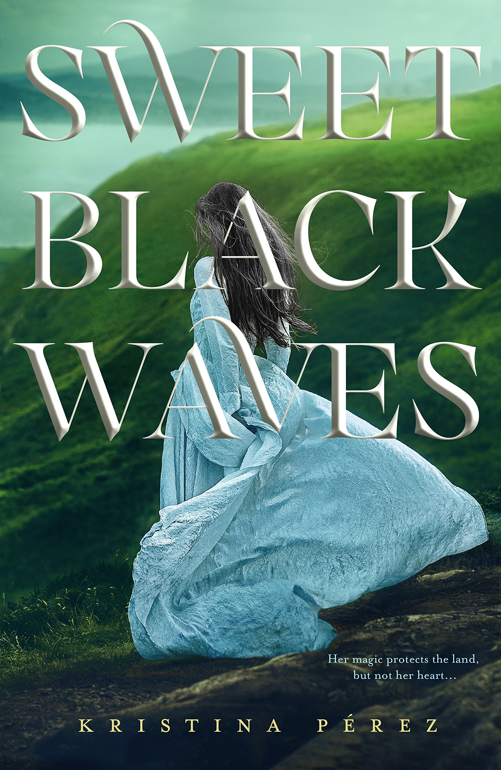 Book cover: Sweet Black Waves - Kristina Perez