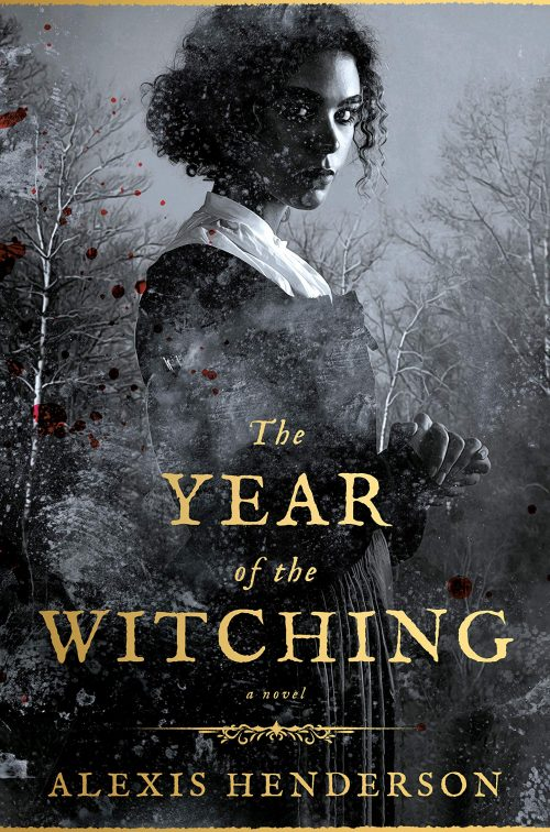 Book cover: The Year of the Witching - Alexis Henderson