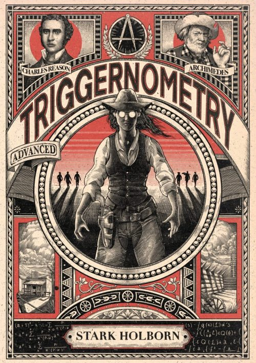 Book cover: Advanced Triggernometry - Stark Holborn