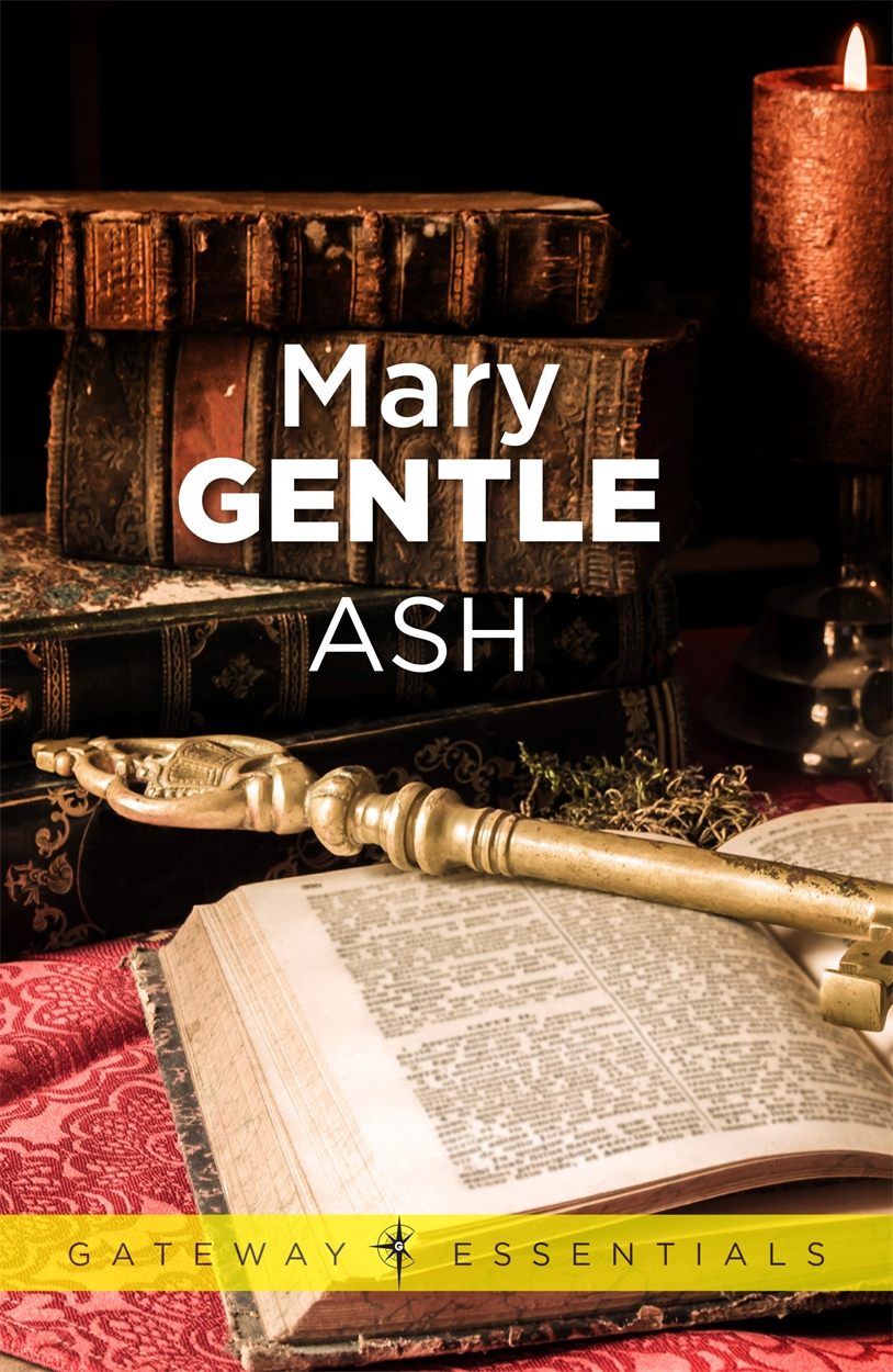 Book cover: Ash - Mary Gentle