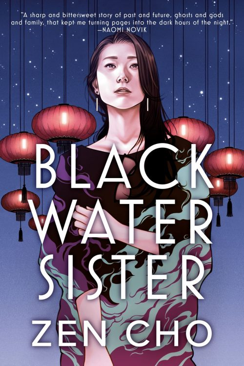 Book cover: Black Water Sister - Zen Cho