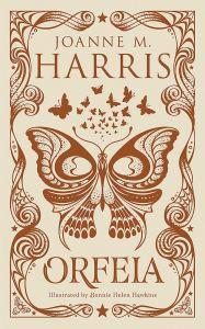 Book cover: Orfeia - Joanne Harris