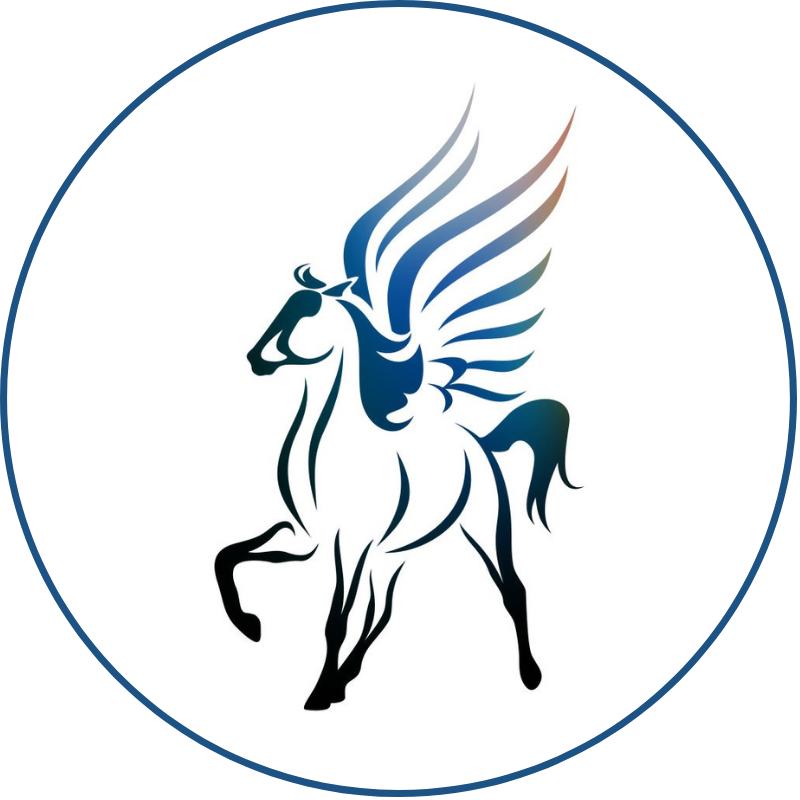 Word and Wonder artwork of a unicorn