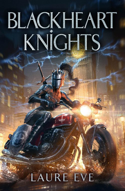 Book cover: Blackheart Knights - Laure Eve
