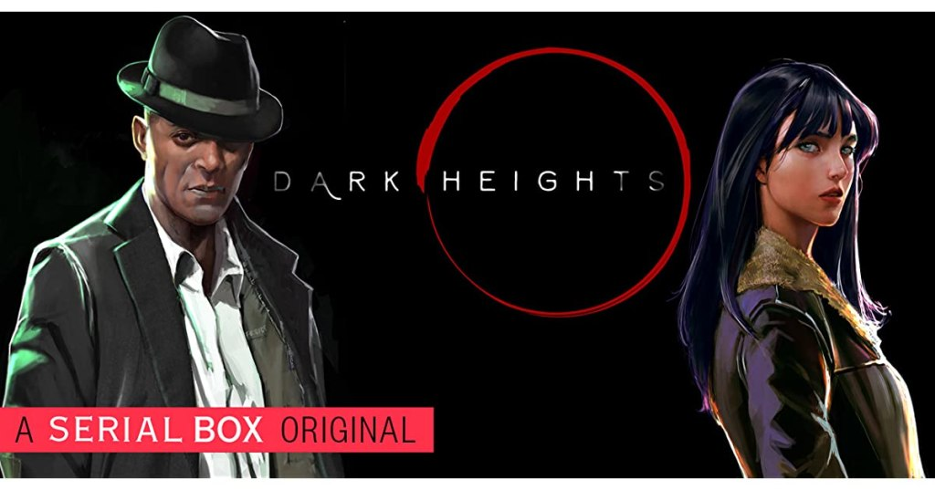 Audiobook cover: Dark Heights from Serial Box (now Realm)