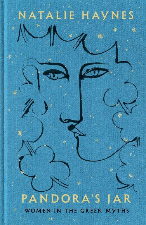 Book cover: Pandora's Jar - Natalie Haynes