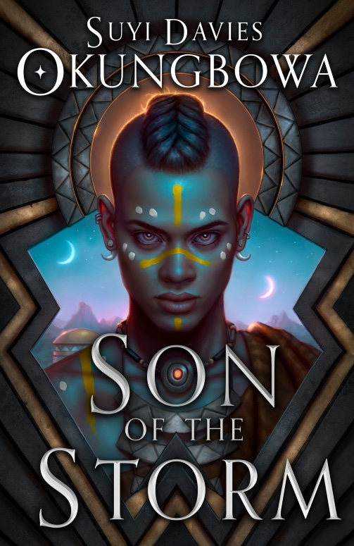Book cover: Son of the Storm - Suyi Davies Okungbowa