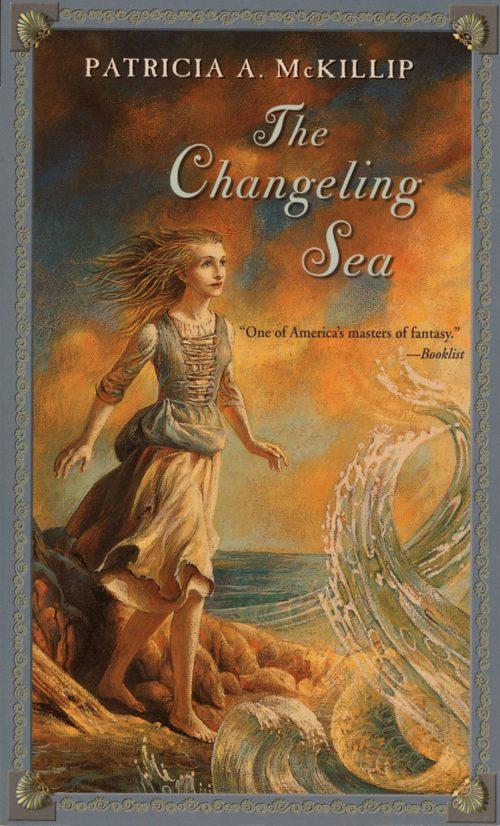 Book cover: The Changeling Sea - Patricia A McKillip