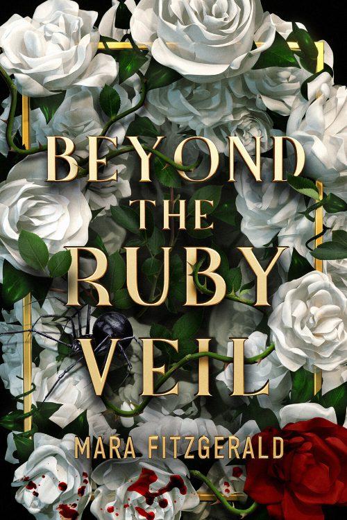Book cover: Beyond The Ruby Veil - Mara Fitzgerald