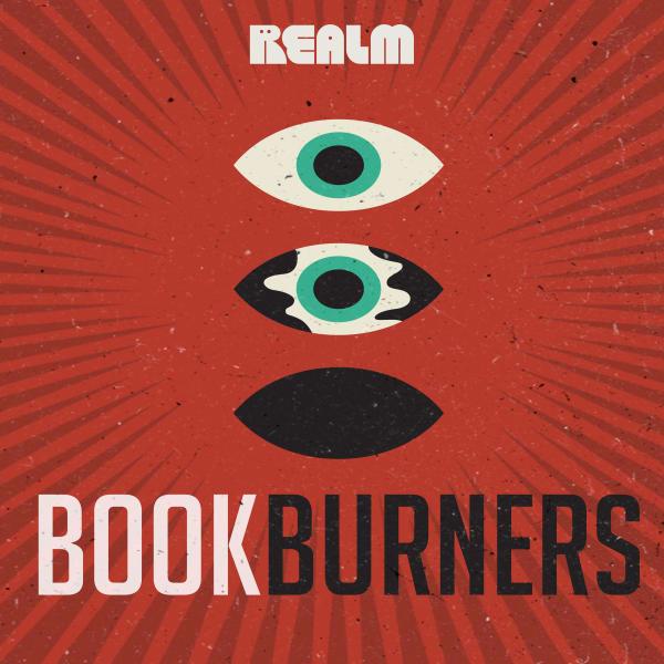 AudioBook cover: Bookburners - Max Gladstone et al (Realm.FM)