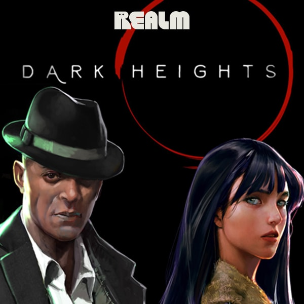 AudioBook cover: Dark Heights - CD Miller (Realm.FM)
