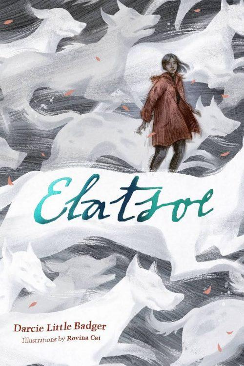Book cover: Elatsoe - Darcie Little Badger