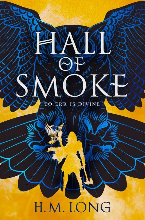 Book cover: Hall of Smoke - HM Long