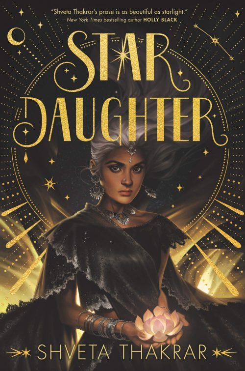 Book cover: Star Daughter - Shveta Thakrar