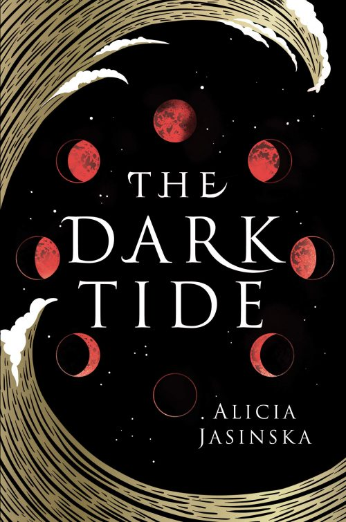 Book cover: The Dark Tide - Alicia Jasinska
