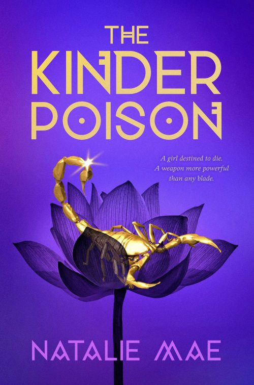 Book cover: The Kinder Poison - Natalie Mae