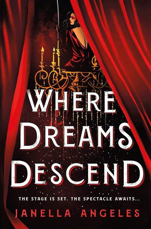 Book cover: Where Dreams Descend - Janella Angeles