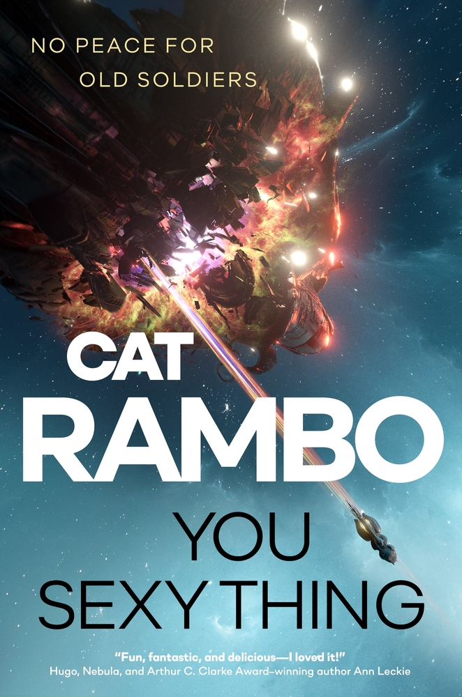 Book cover: You Sexy Thing - Cat Rambo