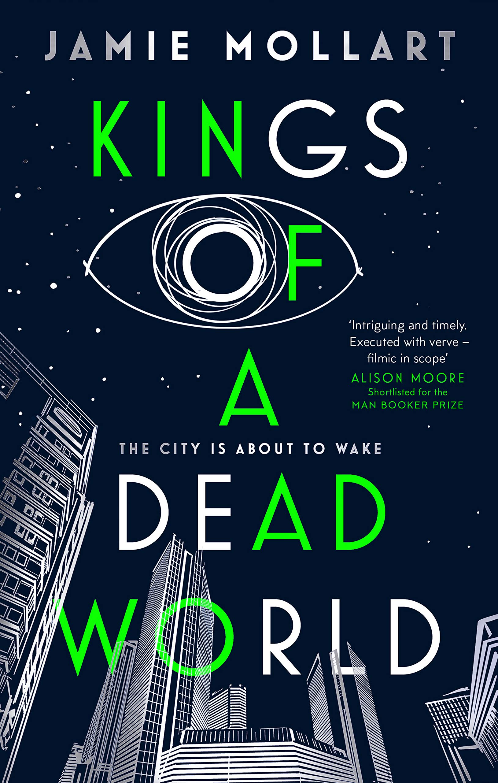 Book cover: Kings of a Dead World - Jamie Mollart