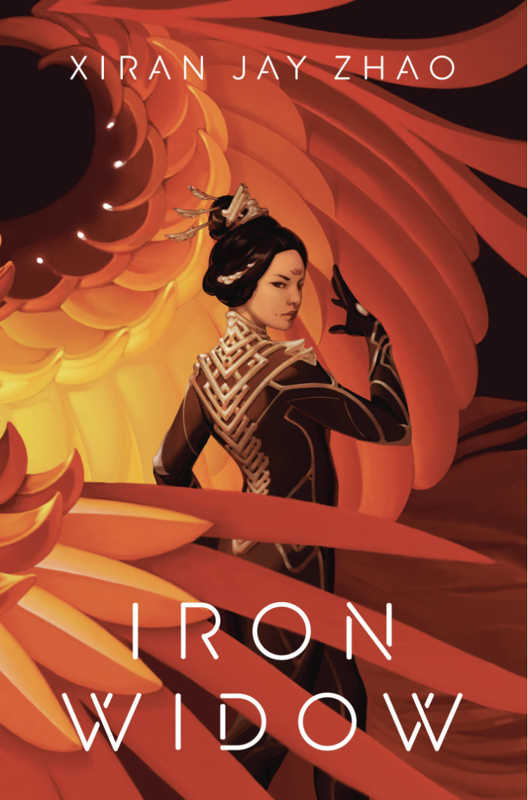 Book cover: Iron Widow - Xiran Jay Zhao