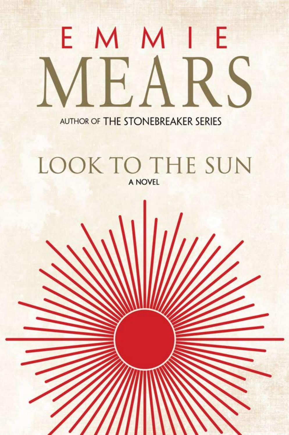 Book cover: Look to the Sun - Emmie Mears