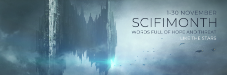 SciFiMonth 2021 (1-30 November): Words full of hope and threat, like the stars