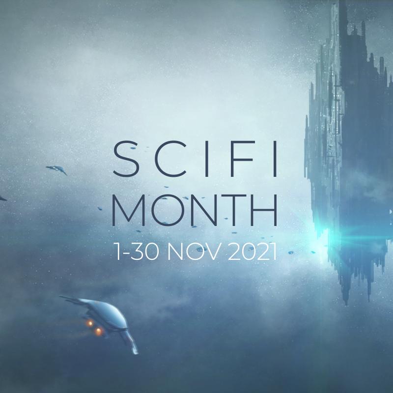 SciFiMonth 2021 (1-30 November)