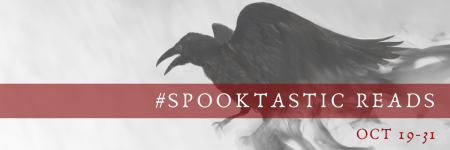 Spooktastic Reads (a Wyrd and Wonder mini event, happening October 19-31st)
